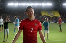Nike world cup 2014 commercial